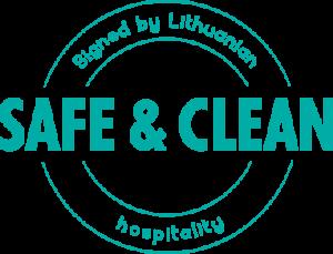 """SAFE & CLEAN"""